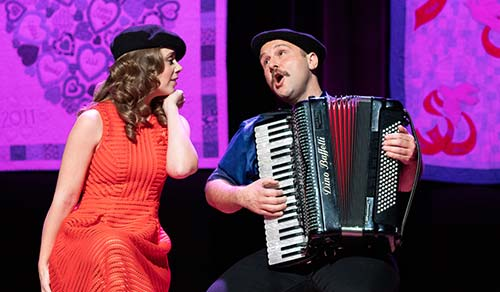 Casey House Voices for World AIDS Day Accordion