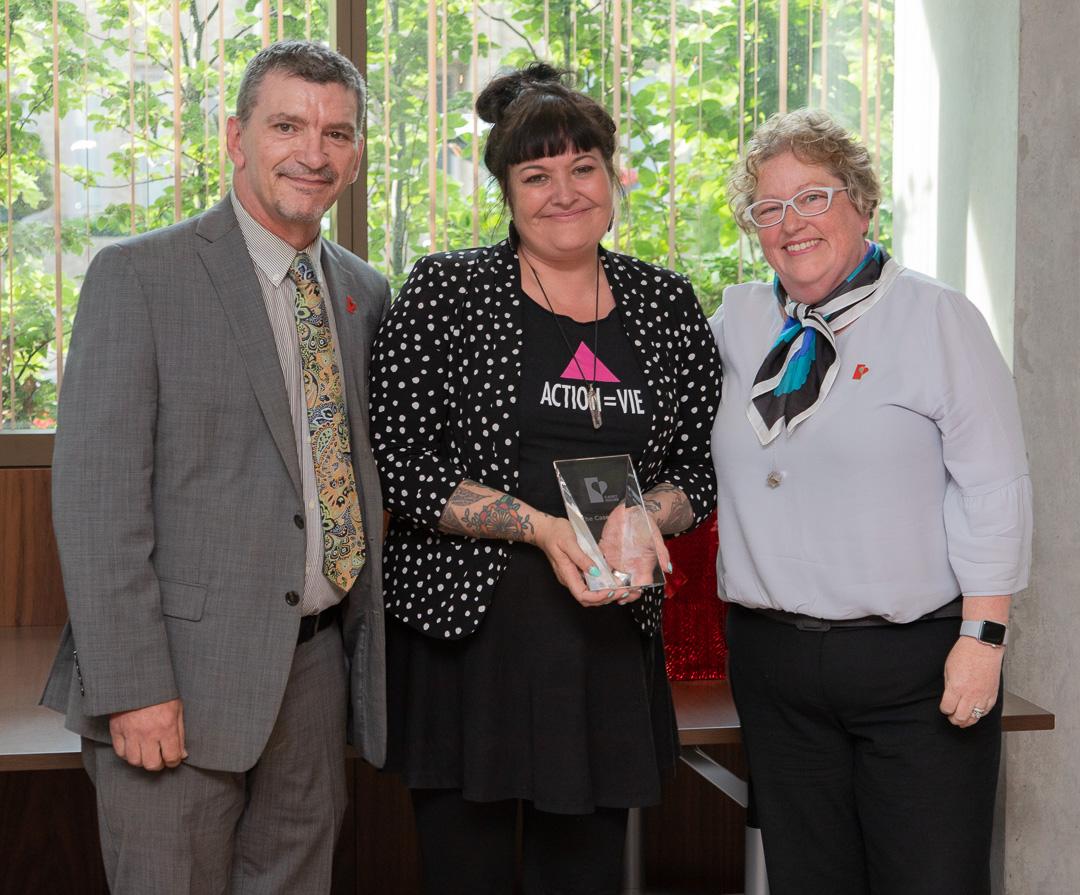 Casey Award Winner Zoe Dodd