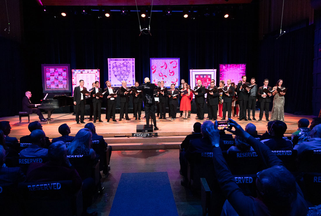 Voices for World AIDS Day Choir