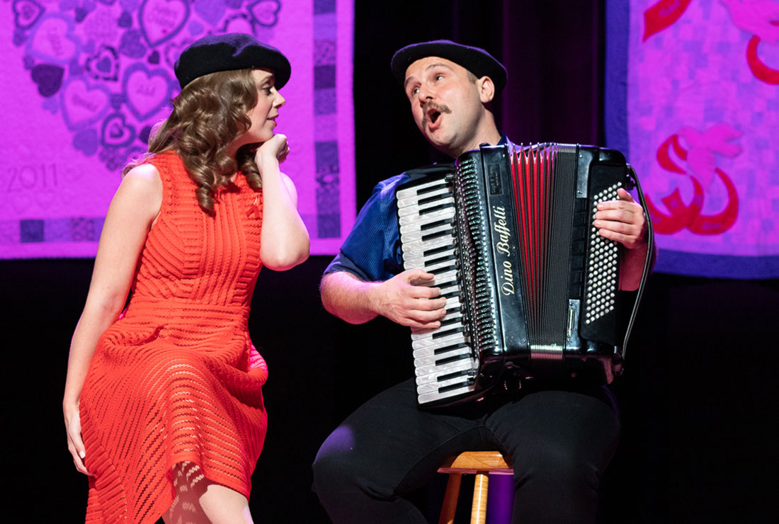 Voices for World AIDS Day Accordion